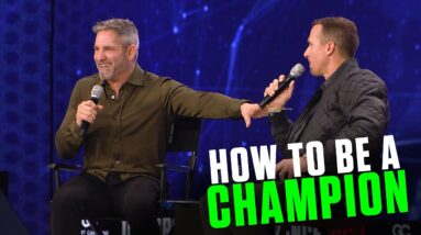 How to be a Champion - Grant Cardone with Drew Brees