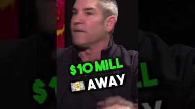I watched a Billionaire lose $200M in 1 min #shorts