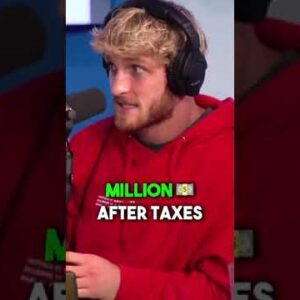 @Logan Paul  Asks me about the day I became a MILLIONAIRE #shorts