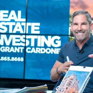 Real Estate Investing with Grant Cardone LIVE 12PM EST