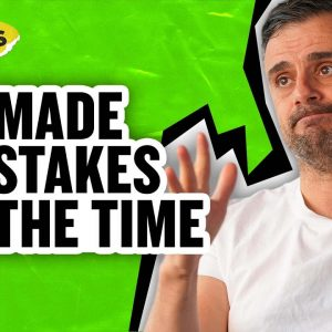 Stop Dwelling On Your Mistakes #Shorts #garyvee