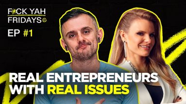 The Advice You Need To Build Your Business - F*ck Yah Fridays Episode #1
