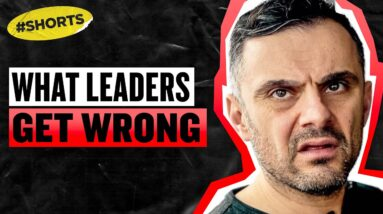 What Many Leaders Get Wrong #Shorts