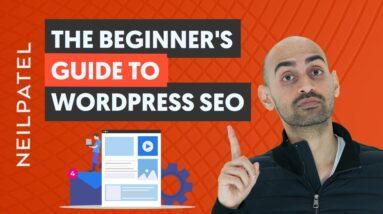 WordPress SEO Tutorial for Beginners