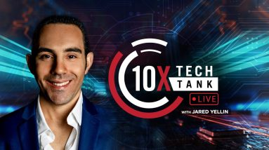 10X Tech Tank - FIRST EVER Live Pitch Session @2pm EST