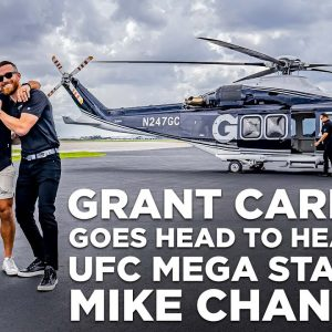 Grant Cardone goes head-to-head with UFC Superstar Mike Chandler