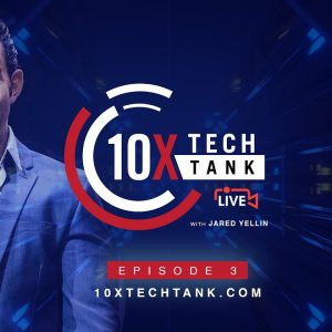 Innovation LIVE in the Tank!
